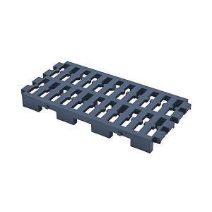 ベストコ 連結できるマルチパレット 37.5×74cm ネイビー Free storage 連結できる すのこ 日本製 MA-2262|rcmdhl