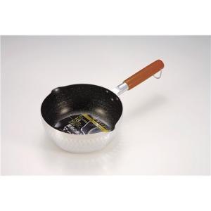 パール金属 マーブルミラー 内面4層 マーブル加工 アルミ 行平鍋 18cm H-6451|rcmdhl