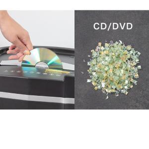 シュレッダー AURORA オーロラ 電動シュレッダー ミニクロスカット 60分連続裁断 AS1210CM オフィス CD DVD カード 静か|rcmdhl|16