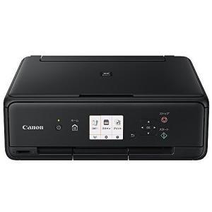 CANON インクジェット複合機 PIXUS TS5030 BLACK 1367C001 プリンタ複合機