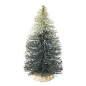 クリスマス グラデーションツリー グリーン Lサイズ 代引不...