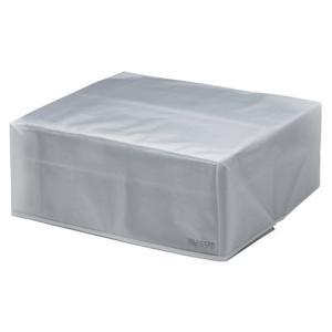 抗菌プリンター防塵カバー/XLサイズ エレコム PRC-SZXL
