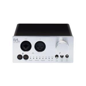 ラトックシステム DSD256&PCM 24bit/384kHz バランス駆動/標準シングルエンド両対応USB ヘッドホンアンプ RAL-DSDHA5 代引不可