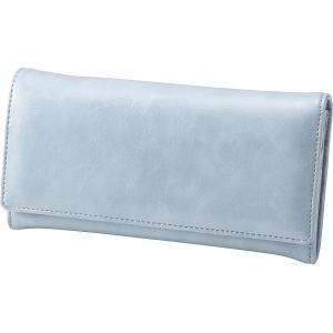 イルムス 長財布 ブルー 装身具 財布 婦人札入れ S-ILL15313BL 代引不可|rcmdhl
