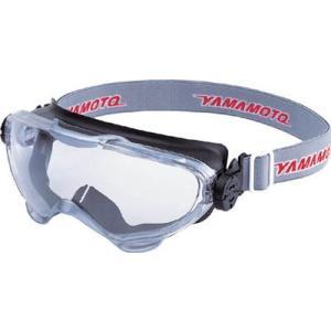 スワン 浮遊粉塵用セーフティゴグル YG-6000BK 保護具・ゴーグル型保護メガネ