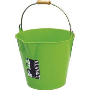 リス アクティブバケツ 8L ライトグリーン GBEB002 清掃用品・バケツ|rcmdhl