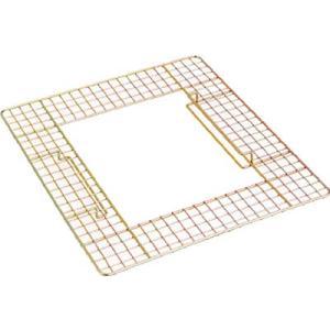 テラモト 吸殻入れ2用ワイヤーテーブル SS-258-500-0 清掃用品・灰皿|rcmdhl
