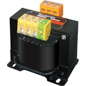 スワロー電機 電源トランス 降圧専用タイプ 200VA SC21-200E 電気・電子部品・変圧器