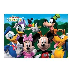 テンヨー パズル ディズニー ミッキーマウス クラブハウスのなかまたち DC-40-010 1枚|rcmdhl