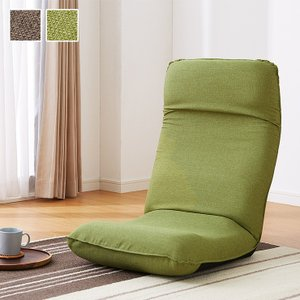 日本製  国産 座椅子 1人掛け ヘッドリクライニング リクライニング 低反発 コンパクト チェア  一人暮らし 一人用 和室 和座椅子 旅館 リビング 代引不可|rcmdhl