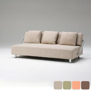ソファベッド カバーリング 2.5人掛け 開梱設置無料 完成品 ソファーベッド ソファ sofa おしゃれ 代引不可|rcmdin