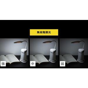 ランタンスタンドライト デスクライト ランタン 無段階調光 タッチセンサー USB 電池 COB仕様 アウトドア ライト 照明 非常用 キャンプ|rcmdin|06