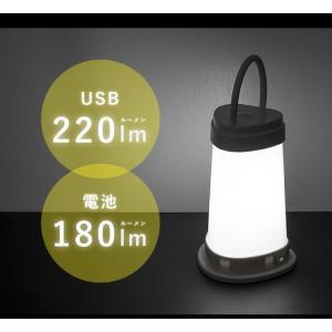ランタンスタンドライト デスクライト ランタン 無段階調光 タッチセンサー USB 電池 COB仕様 アウトドア ライト 照明 非常用 キャンプ|rcmdin|10