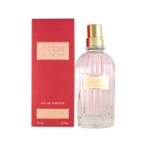 気品あふれるローズの香り ロクシタン ローズ EDT (香水・フレグランス)75ml|rcmdin