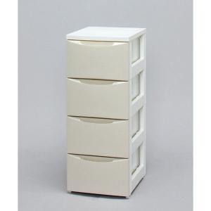 アイリスオーヤマ スリムチェスト CODシリーズ ホワイト/アイボリー COD-324|rcmdin