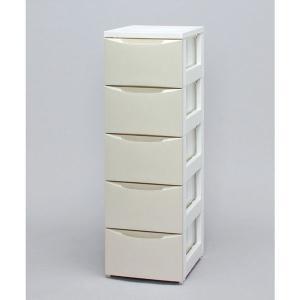 アイリスオーヤマ スリムチェスト CODシリーズ ホワイト/アイボリー COD-325|rcmdin