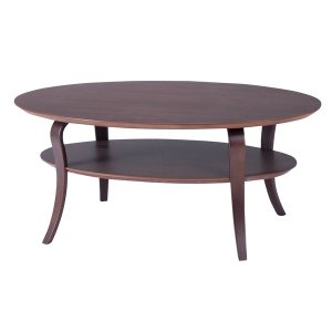 テーブル センターテーブル ローテーブル ブラウン NET-406BR|rcmdin