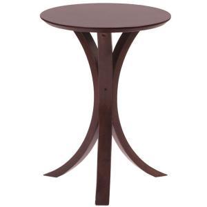 テーブル サイドテーブル ブラウン NET-410BR|rcmdin