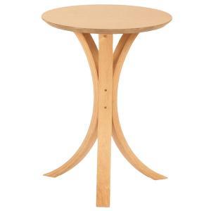 テーブル サイドテーブル ナチュラル NET-410NA|rcmdin