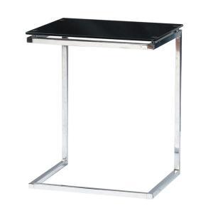 テーブル サイドテーブル ブラック PT-15BK|rcmdin