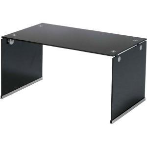 テーブル ガラステーブル PT-28BK|rcmdin