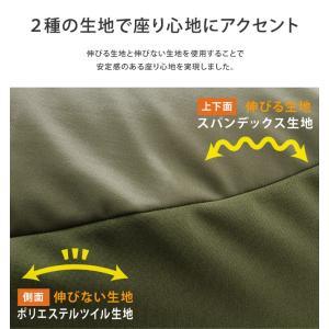 ビーズクッション 日本製 メガキューブ 65×65cm  国産極小ビーズ クッション|rcmdin|06