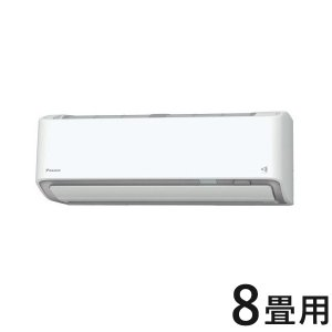 ダイキン ルームエアコン S25XTRXS-W ホワイト 8畳程度 RXシリーズ 設置工事不可 代引...