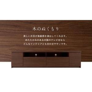 テレビ台 日本製 大川家具 完成品 幅180cm ローボード TV台 TVボード 木製 テレビボード 木製 42インチ 32インチ 52インチ 代引不可|rcmdin|07