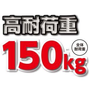 Luminous ルミナス ハンガープロダブル HPD-100CR 耐荷重150kg パイプハンガー 業務用 ワードローブ 2段ダブル ハンガーラック|rcmdin|02