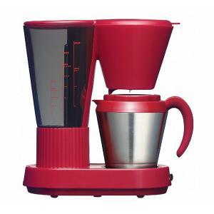 deviceSTYLE デバイスタイル サーモマグコーヒーメーカー CA-5S ブラウン/ホワイト/レッド/イエロー|rcmdin|04