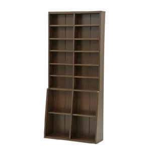 書棚90 BK-9020 ブラウン rcmdin