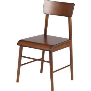 ダイニングチェア 椅子 木目 ダイニング エクレア DBR|rcmdin