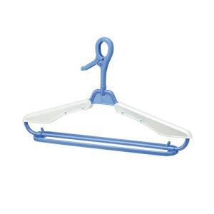 レック 立体 乾燥 ハンガー 3本組 洗濯ハンガー