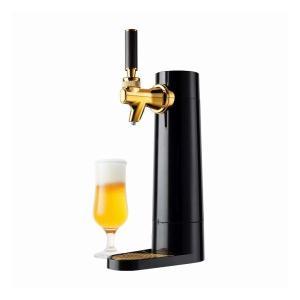 グリーンハウス スタンド型ビアサーバー ブラック GH-BEERO-BK 花見 家庭 パーティー お祝い プレゼント ビール サーバー|rcmdin