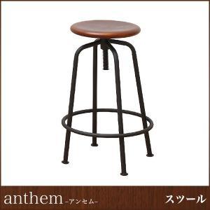 スツール アンティーク レトロ 高さ調節の出来る カウンターチェア anthem アンセム rcmdin