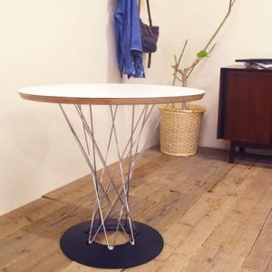 サイドテーブル サイクロンテーブル80 イサム・ノグチ ダイニングテーブル 北欧家具 代引不可|rcmdin