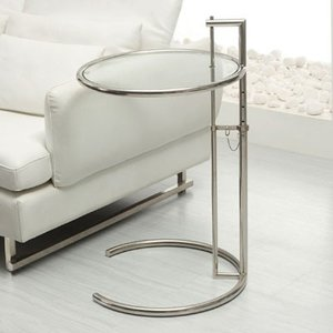 サイドテーブル E1027 アジャスタブルテーブル アイリーン・グレイ リフティングテーブル 代引不可|rcmdin