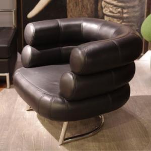アイリーン・グレイ ビベンダムチェア デザイナーズ家具 本革仕様 代引不可|rcmdin