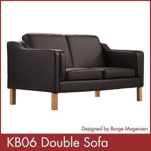KB06 ダブルソファ KB06 Double Sofa ボーエ・モーエンセン Borge Mogensen 1年保証付|rcmdin