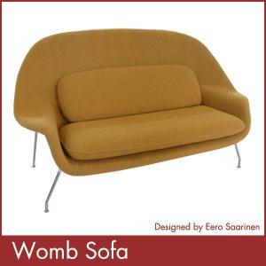 エーロ サーリネン ウームソファー Eero Saarinen Womb Sofa 1年保証付 rcmdin
