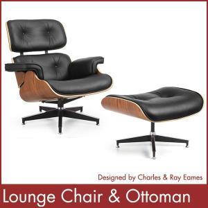 チャールズ レイ イームズ ラウンジチェアー オットマン Eames ミッドセンチュリー 1年保証付 送料無料|rcmdin