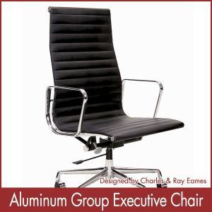 チャールズ レイ イームズ アルミナムグループ エグゼクティブチェアー Eames 1年保証付 送料無料|rcmdin