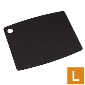 エピキュリアン カッティングボードL ブラック epicurean まな板 食洗器可 薄型 軽量 料理 調理 キッチン|rcmdin