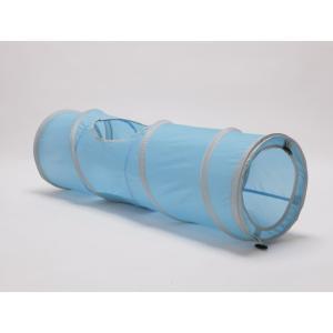 猫壱 キャットトンネル スパイラル ブルーの詳細画像1