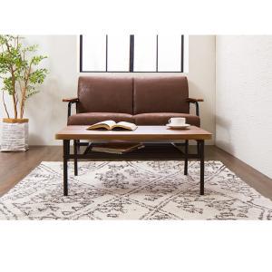 棚付収納センターテーブル テーブル 木製 木目 ローテーブル リビングテーブル コーヒーテーブル 収納付き 幅90cm シンプル rcmdin 14