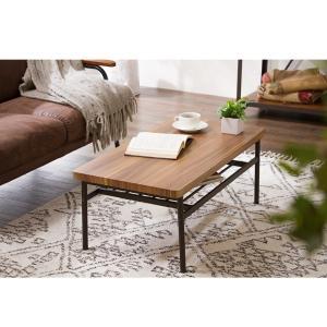 棚付収納センターテーブル テーブル 木製 木目 ローテーブル リビングテーブル コーヒーテーブル 収納付き 幅90cm シンプル rcmdin 03