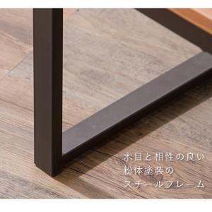変形デザインセンターテーブル テーブル デザインテーブル 木製 木目 ローテーブル リビングテーブル コーヒーテーブル rcmdin 11