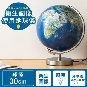 レイメイ藤井 最新衛星画像使用地球儀 OYV257