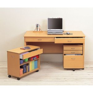 机 デスク システムデスク120 NA|rcmdin