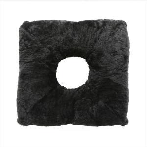ドーナツクッション N40 BC ブラックキャッスル 40×40cm クッション スクエアー 正方形 ドーナッツ型|rcmdin